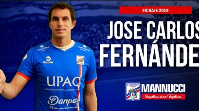 José Carlos Fernández es nuevo jugador de Carlos A. Mannucci