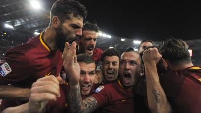 Serie A: Roma se queda con el derby de la capital