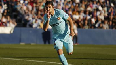 La Liga: FC Barcelona no suelta la punta