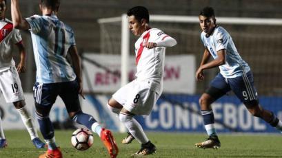 Sudamericano Sub 15: Perú cayó con Argentina en semifinales