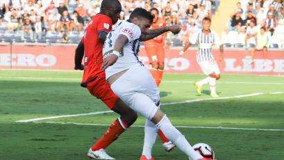 "Felipe Rodríguez: ""Supimos manejar a un grande como River Plate"""