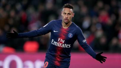 Barcelona negocia en París el fichaje de Neymar