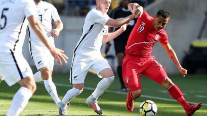 Selección Peruana: Gareca prueba 3 cambios claves para enfrentar a Nueva Zelanda