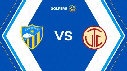 Sport Rosario y UTC se miden en Huaraz