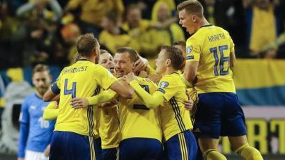 Mundial Rusia 2018: Suecia eliminó a Italia