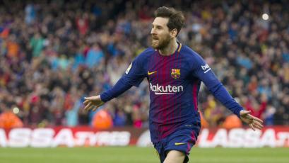 La Liga: Barcelona le ganó al Atlético de Madrid con golazo de Messi