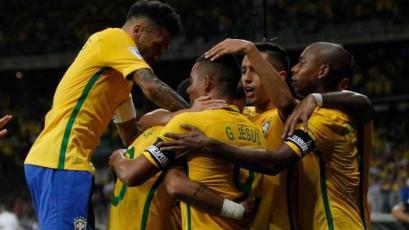 Brasil visita a Inglaterra con el equipo titular para Rusia 2018