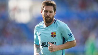 Lionel Messi podría dejar el Barcelona para marcharse al Manchester City