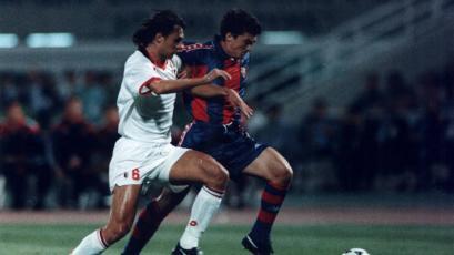 Champions League: hace 26 años llegaba a su fin el Dream Team del Barcelona de Cryuff
