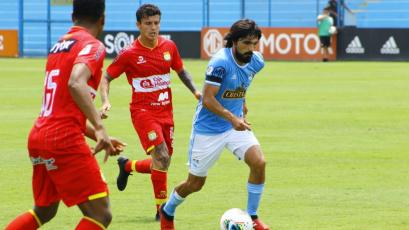 Sporting Cristal igualó sin goles ante Sport Huancayo por la fecha 4 del Torneo Apertura (VIDEO)