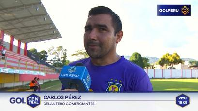 Carlos Pérez: