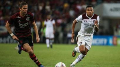 Fluminense vs Flamengo: Fernando Pacheco podría levantar su primer título en Brasil