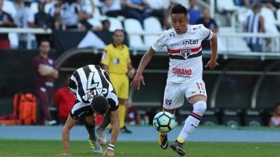 Copa Brasil: Christian Cueva y Sao Paulo buscan su pase a octavos de final