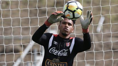 Selección peruana sumó su tercer entrenamiento en Auckland