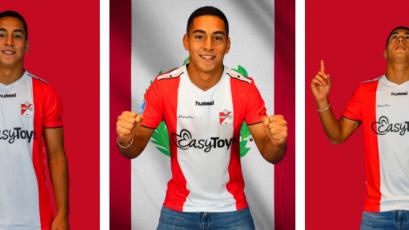 Didier La Torre, exjugador de Alianza Lima, es el nuevo fichaje del FC Emmen