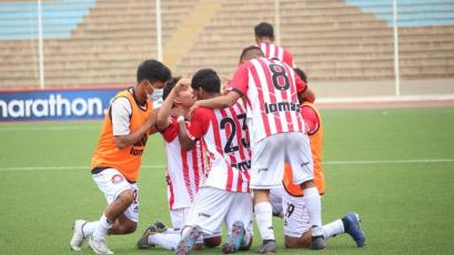 Liga2: Unión Huaral ganó su primer partido tras vencer por 1-0 a Sport Chavelines