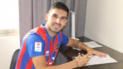 Liga1 Movistar: Germán Pacheco se convirtió en el nuevo refuerzo de Alianza Universidad