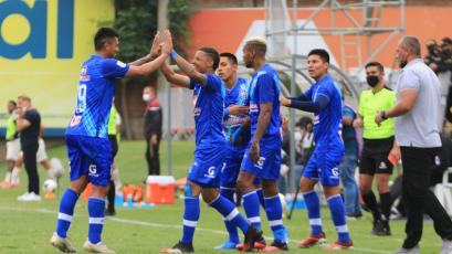 Liga1 Bettson: Alianza Atlético cerró la Fase 1 con una victoria 2-0 sobre UTC