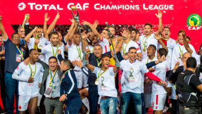 El Wydad Casablanca es el quinto clasificado al Mundial de Clubes