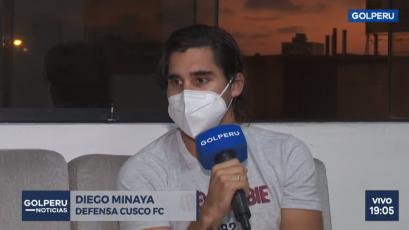 Diego Minaya: