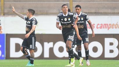 Liga1 Betsson: Deportivo Binacional cayó 3-4 ante Sporting Cristal por la jornada 7 de la Fase 2 (VIDEO)