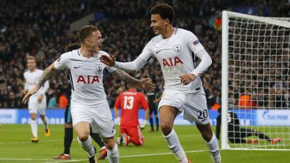 Tottenham pasó por encima al Real Madrid en Wembley