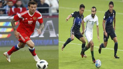 Rusia y Arabia Saudita inauguran el Mundial Rusia 2018