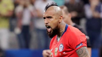 """Arturo Vidal: """"El partido con Perú no es revancha"""""""