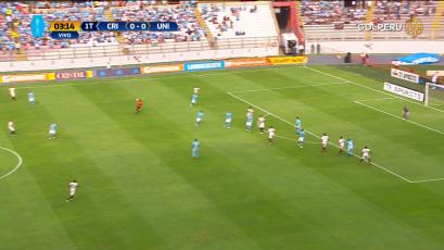 EN VIVO por GOLPERU: Sporting Cristal 1-1 Universitario de Deportes