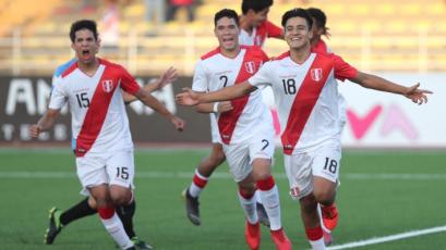 Sub 17: Perú venció 3-2 a Uruguay y tendrá que esperar resultados para clasificar al Mundial