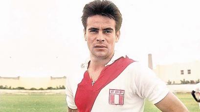 Un día como hoy, nació Oswaldo Ramírez, ídolo y goleador del fútbol peruano