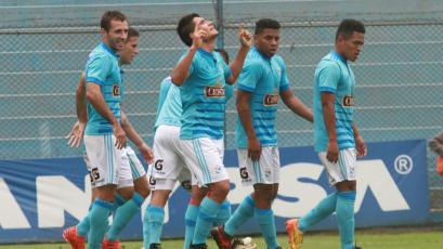 Sporting Cristal venció a Cantolao y sueña con una Copa Sudamericana