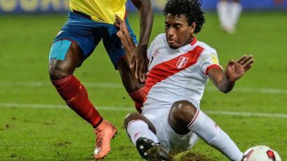 Selección Peruana: Miguel Araujo será baja por 3 semanas