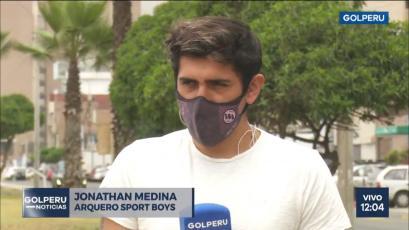 Jonathan Medina: