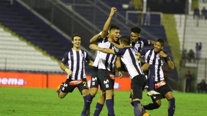 EN VIVO por GOLPERU: Alianza Lima 1-0 Unión Comercio