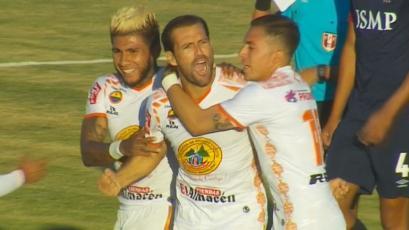 Ayacucho FC finalizó el Apertura goleando en casa a San Martín (5-0)