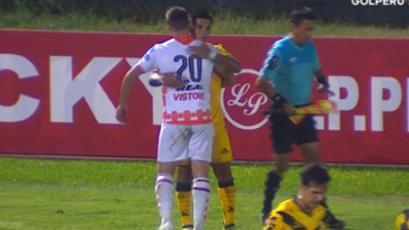 Academia Cantolao y Ayacucho FC se repartieron los puntos