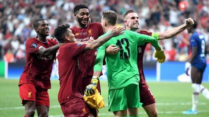 Supercopa de Europa: Liverpool bate al Chelsea en los penales y se queda con el título (VIDEO)