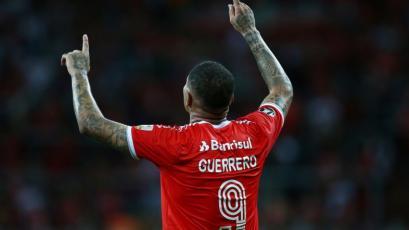 Copa Libertadores: Paolo Guerrero le dio la clasificación al Inter a la fase de grupos (VIDEO)