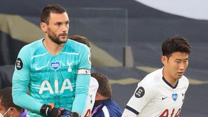 """Heung-Min Son y Hugo Lloris casi se pelean y José Mourinho dijo: """"fue hermoso"""""""
