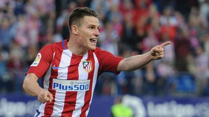 Atlético de Madrid superó al Celta y sigue en la pelea por la Liga