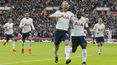 Premier League: Tottenham venció 4-1 a Liverpool