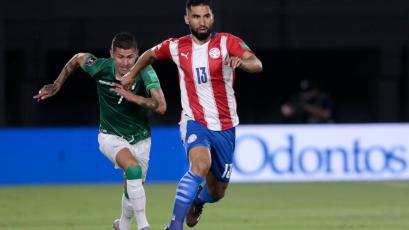 Clasificatorias Sudamericanas: Paraguay no pudo como local e igualó 2-2 ante Bolivia