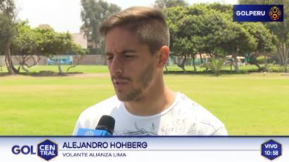 Alejandro Hohberg: