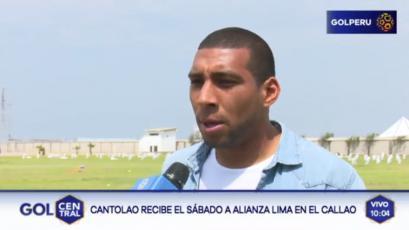 Giancarlo Carmona: