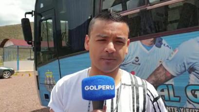 Alfredo Ramúa sobre el partido ante Universitario: