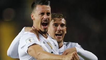 Alemania cierra las Clasificatorias goleando y marcando un nuevo récord