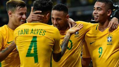Clasificatorias Sudamericanas: Brasil entrena con el equipo titular para recibir a Chile