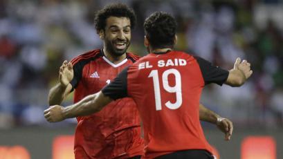 Egipto se clasificó a Rusia tras ganarle a Congo (2-1)