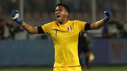FIFA eligió a Pedro Gallese como el mejor de la ultima fecha de las clasificatorias